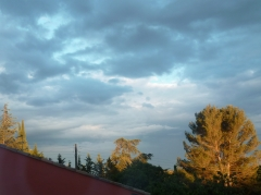 nature, pluie, mars, giboulées, soleil, austérité